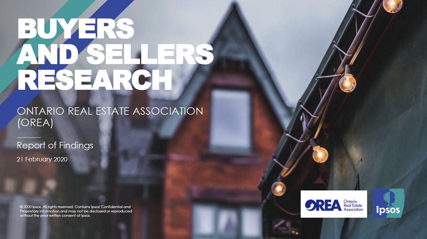 Image related to the Ipsos report related to buyers and sellers