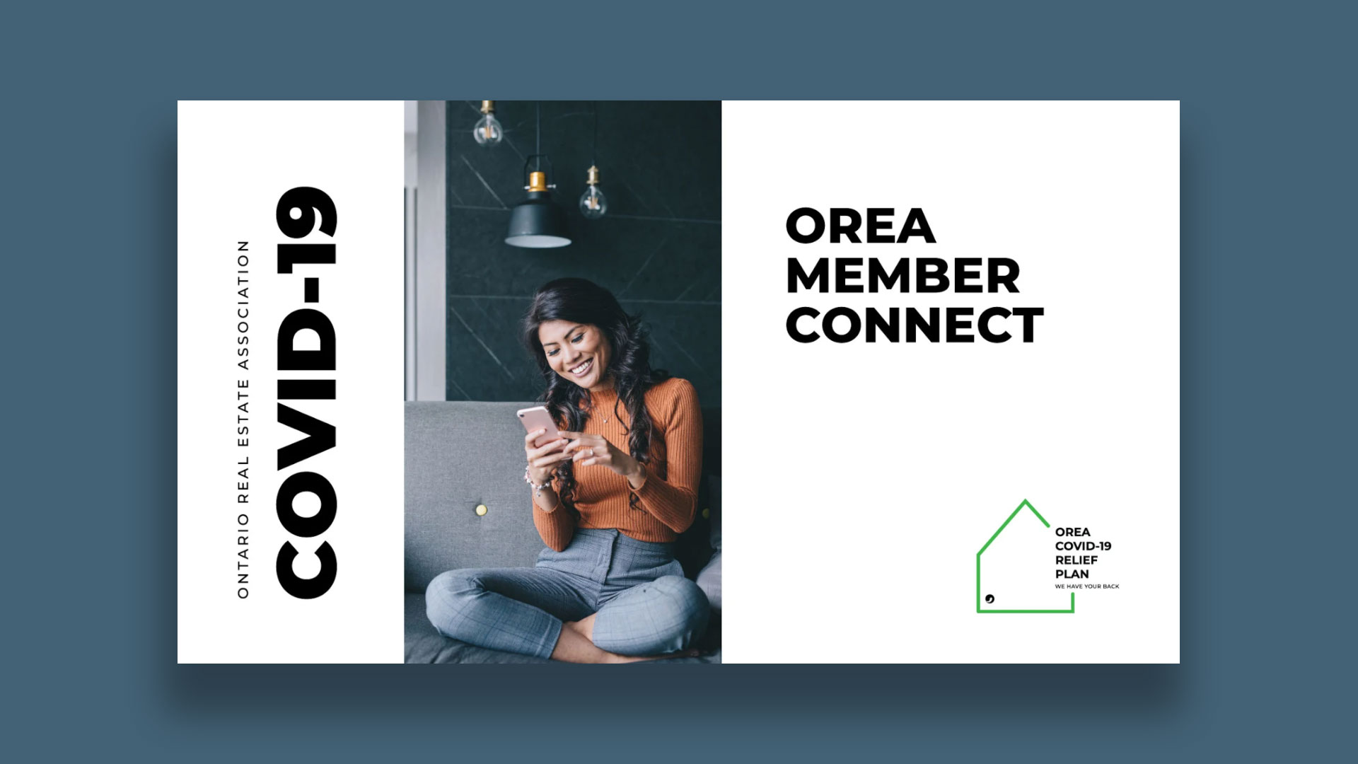 Graphic related to OREA Member Connect
