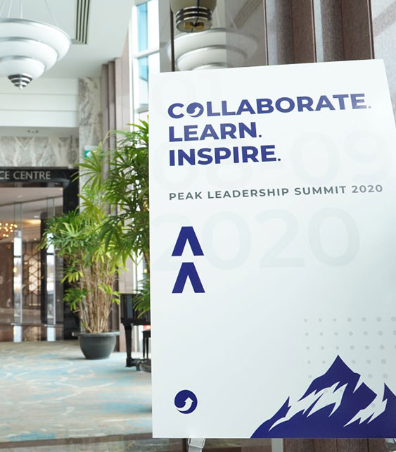 Pictures of the OREA Peak Conference