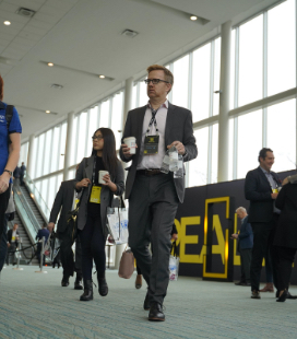 Pictures of the OREA Reality Conference